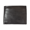 Men's Billfold Wing Out Leather Wallet