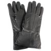 Men's Gauntlet Leather Motorcycle Gloves