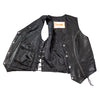 Ladies Goat Leather Vest