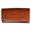 Women's Trifold RIFD Leather Wallet