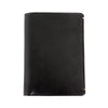 RFID Two-Tone Upright Wallet