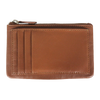 Small Coin & Cardholder Leather RFID Wallet