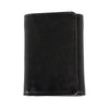 Men's Upright Trifold Leather RFID Wallet