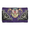 Womens Owl Pattern Wallet
