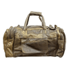 Vintage Look Leather Soft Body Overnight Duffle Bag