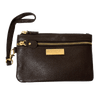 Women's Leather Wristlet