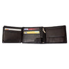 Men's Trifold Leather RFID Wallet