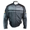 Men's Armored Textile Motorcycle Jacket