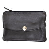 Soft Snap Leather Coin Purse