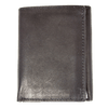 Men's Trifold Leather Wallet With Wing-out