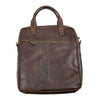 Oil Pull Up Laptop Bag