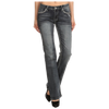 Skeleton Wing Women's Blue Jeans