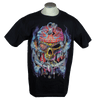 Men's Pirate Skull 4-D T-shirt