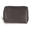 RFID Twin Zip Accordion Card Holder