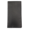 Men's Cheque Book Leather RFID Wallet