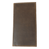 Men's RFID Leather Upright Bifold Wallet