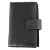 3-Part Snap Bi-Fold Wallet