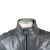 Men's Distressed Leather Jacket