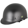 Black Peak Half Helmet