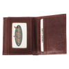Men's Left Wing Bifold Leather Wallet