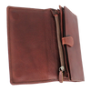 Women's Trifold Leather Wallet