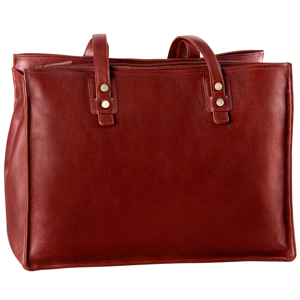 e37465aad6d9 3 Compartment Tote Bag - Boutique of Leathers Open Road