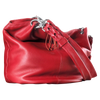 Large Red Bucket Bag