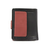 Tab Closure Tri-Fold Wallet
