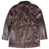 Doraty Long Leather Coat