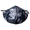 Biker Babe Cloth Face Mask with Filter