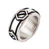 Men's Screw Design Ring