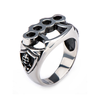 Men's Skull & Knuckle Ring