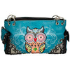 2 Handle Bag Owl