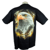 Men's Eagle Head Graphic T-shirt