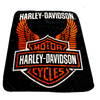 Queen Sized Harley-Davidson Blanket