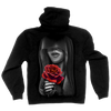 Devotion Black Zip Hoodie