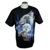 Men's Wolf Graphic T-shirt