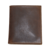 Men's Wide Bifold Leather Wallet