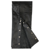 4 Pocket Premium Leather Chaps