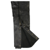 2 Pocket Men's Leather Chaps