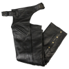 Men's 2 Pocket Premium Leather Chaps