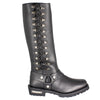 Side Lace Harness Boot