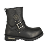 "Men's 6"" Side Zip Motorcycle Boots"