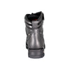 "Men's 6"" Side Zip Lace Up Motorcycle Boots"