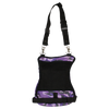 Purple Camo Thigh Bag