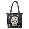 Women's Sugar Skull Handbag