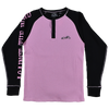 Wind Wings Pink & Black Thermal