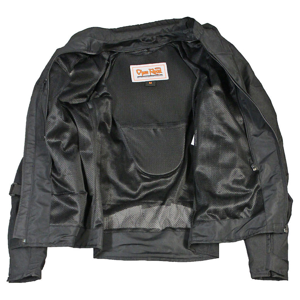 Scorpion Armor Women s Cycle Jacket - Boutique of Leathers Open Road 757d60f1c