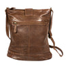 Cross Body Soft Leather Shoulder Bag