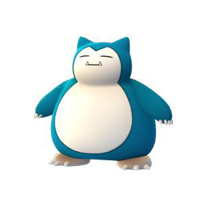 3 Snorlax (over 2k CP)